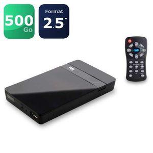 DISQUE DUR EXTERNE We Travel HD 500Go