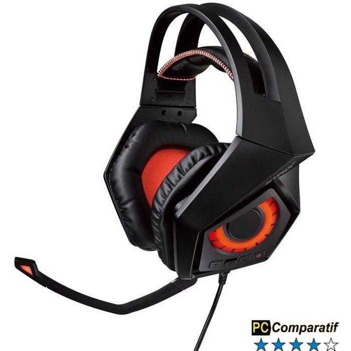 ASUS Casque Gamer ROG Strix Wireless