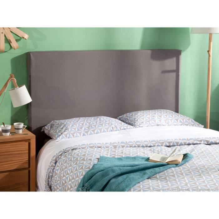 housse tete de lit achat vente pas cher. Black Bedroom Furniture Sets. Home Design Ideas