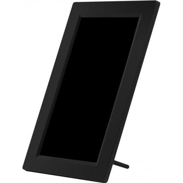 cadre photo numérique connecté - wi-fi - ecran tactile 10.1