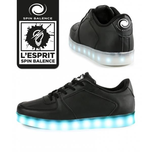Spinbalence Chaussure À 34 Pointure Led L03 sQtrdh