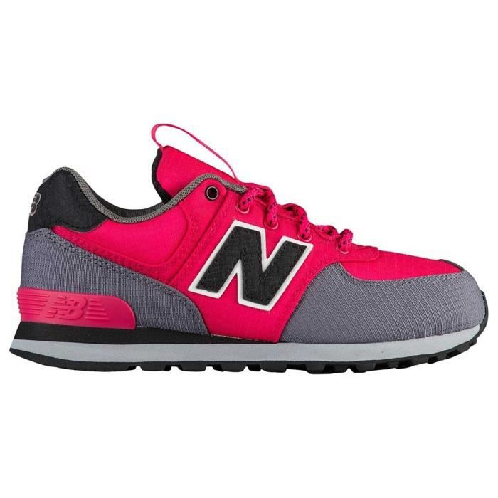 fille Basket casual New Balance 574-191264707894