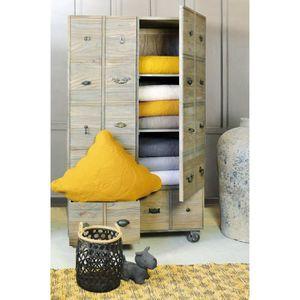 couvre lit boutis 260 x 280 achat vente pas cher. Black Bedroom Furniture Sets. Home Design Ideas