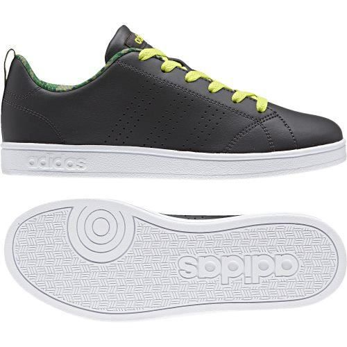 Adidas - CHAUSSURE MODE JUNIOR VS ADVANTAGE CLASSIC - (noir - 40)