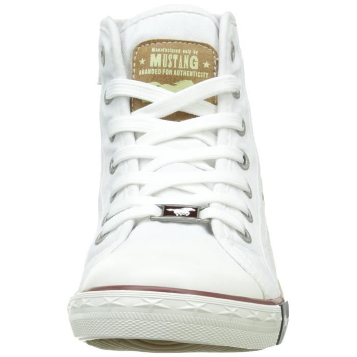 Taille top Mustang Sneakers 3bowtl Salut 502 38 Femmes 1099 ww4Pz