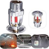 EXTINCTEUR NEUFU 4Pcs Ampoule Rouge Ton Argent Incendie Par p