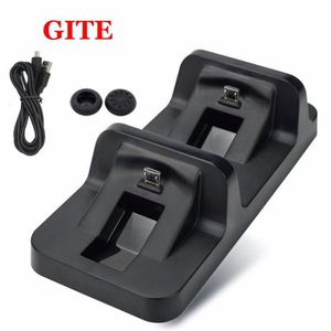 DOCK DE CHARGE MANETTE Chargeur Manette Double Station chargement USB sup