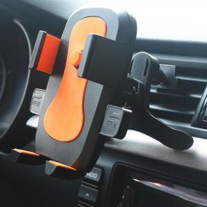 FIXATION - SUPPORT Support smartphone voiture Orange- universel Grill
