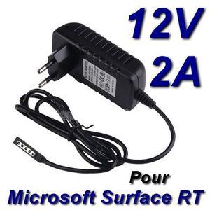 CHARGEUR - ADAPTATEUR  Chargeur Secteur Tablette Microsoft Surface RT