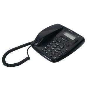 Téléphone fixe Téléphone filaire Aero 50 + Filtre ADSL .