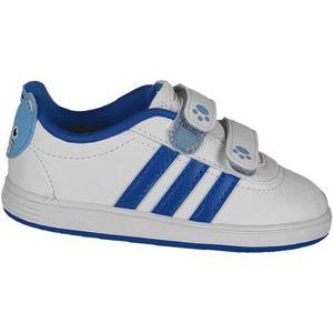 83e837cde415d BASKET Adidas Court Animal Kids F97922. Les baskets pour les enfants ...