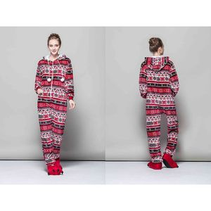 cc9c8a2a9b6f3 PYJAMA Pyjama Unisexe Dresstells Combinaison en flanelle