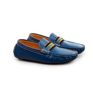 MOCASSIN Mocassin Homme Mode Chaussures Masculines Respiran