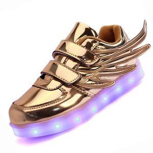 BASKET Sneaker pour Bébé et Petit Enfant 7 Couleurs Charg