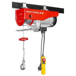 TREUIL - PALAN Palan électrique robuste 500/1000 kg MW-Tools SH50