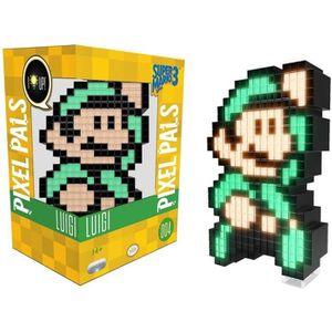 FIGURINE - PERSONNAGE PDP Figurine lumineuse Super Mario Bros Luigi