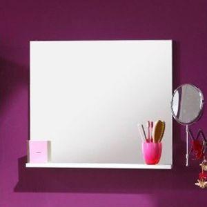 miroir de salle de bain avec tablette achat vente