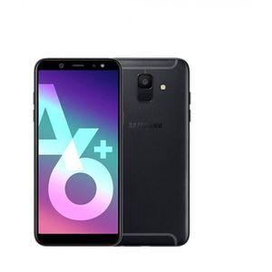 SMARTPHONE Samsung Galaxy A6 plus 2018 Dual 64GB Noir (4GB) S
