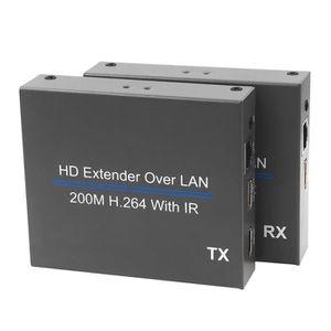 LECTEUR HD DVD Extension de réseau HDMI - Extension de câble simp