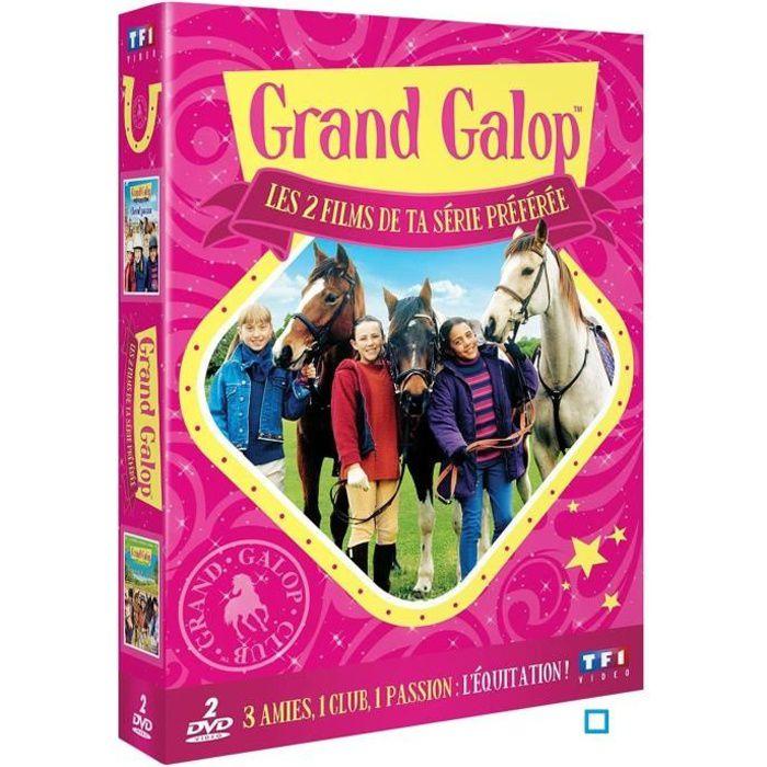 Dvd coffret grand galop cheval passion par en dvd - Dessin anime grand galop saison 3 ...