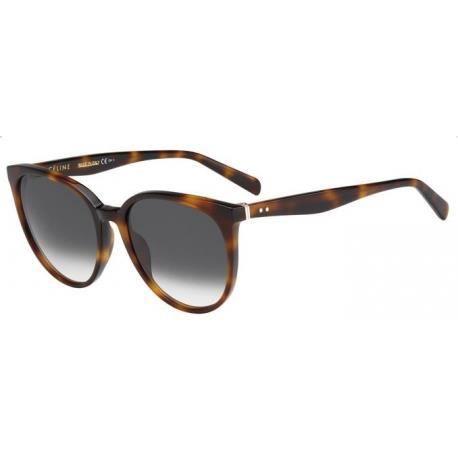 Achetez Lunettes de soleil Céline Femme CL 41068/S 05L (XM) havane