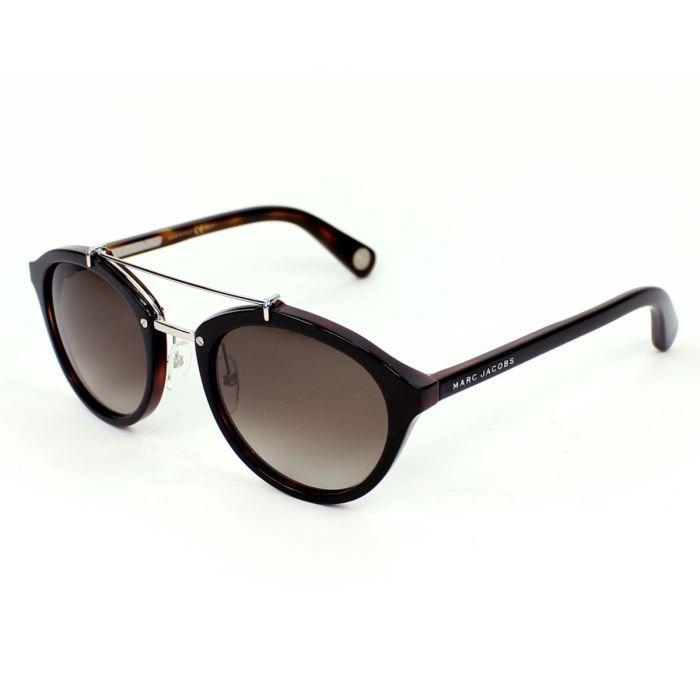 lunettes de soleil marc jacobs mj471 s noir hav noir. Black Bedroom Furniture Sets. Home Design Ideas