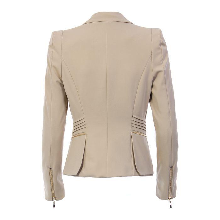 Veste de tailleur cintree femme