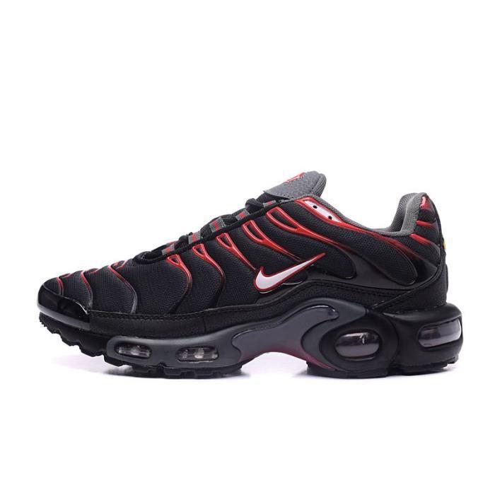 plus de photos f93ad d3842 Nike Air Max Plus Tn Ultra Baskets Chaussures De Sport Noir ...