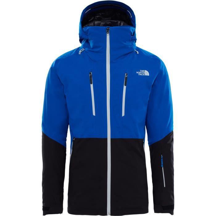 Bleu Vente Snowboard Jacket Face Blouson Anonym Achat North IWqYx6wETE