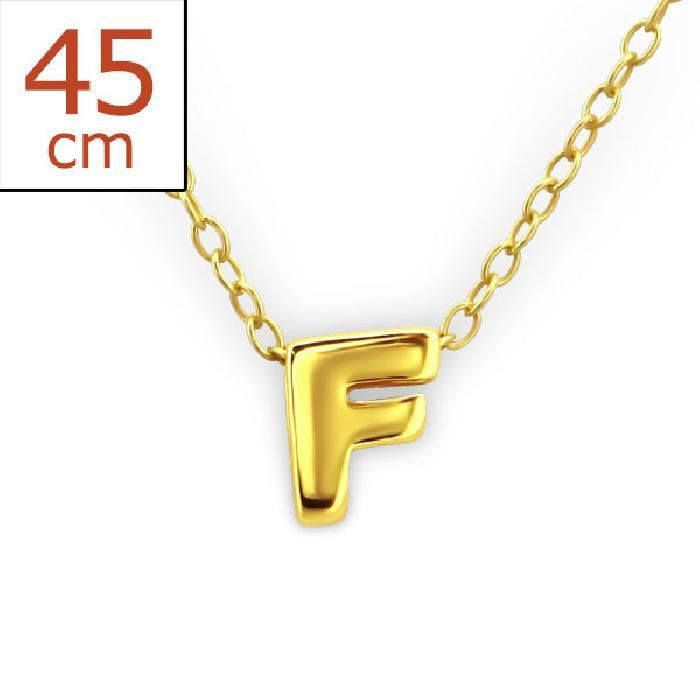 Colliers F Argent 925