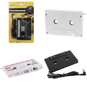 adaptateur cassette mp3 achat vente adaptateur. Black Bedroom Furniture Sets. Home Design Ideas