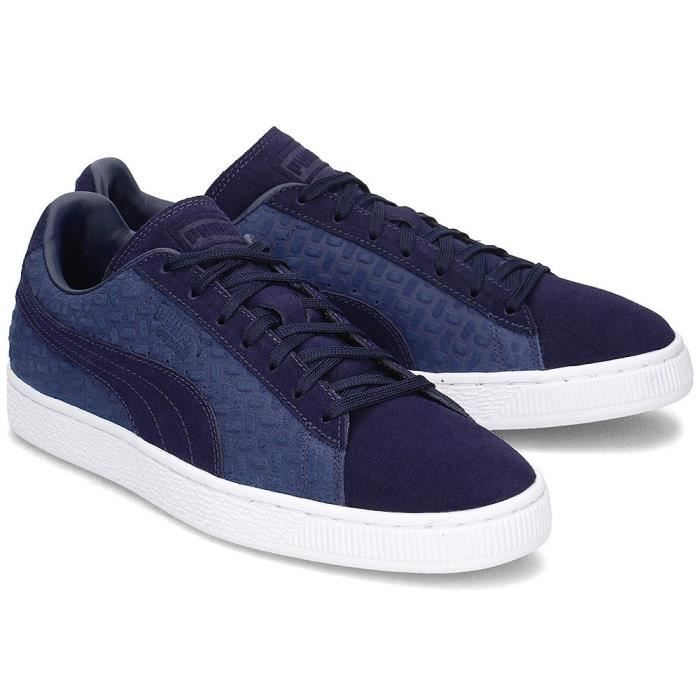 Chaussures Puma Suede Classic Emboss V2