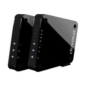 GigaGate Kit de démarrage Bridge WiFi Débit de transfert de données 2 Gbits-s- Bande de fréquence 2,4 Ghz-5 Ghz