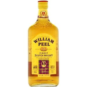 WHISKY BOURBON SCOTCH William Peel 1L 40° - Whisky