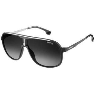 Lunettes de soleil Carrera 6016-S -D28IC Noir - Argent Noir, Argent ... 420e4d8df6f5