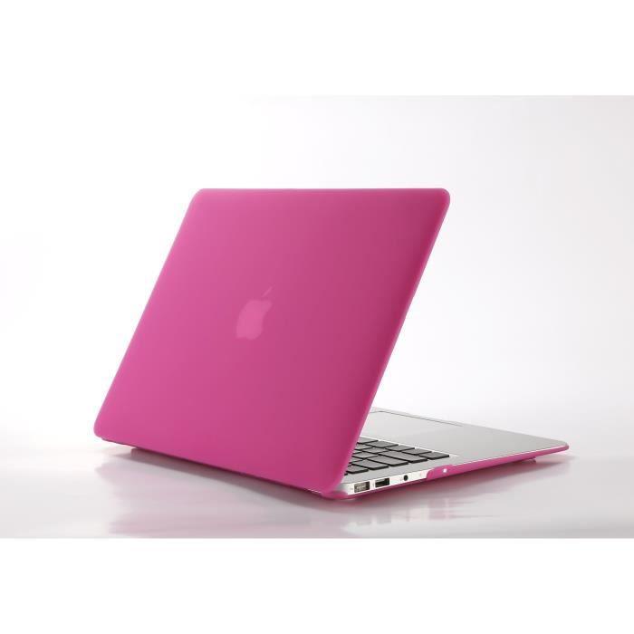 WE Coque de protection pour Macbook Air 13,3 - Rose