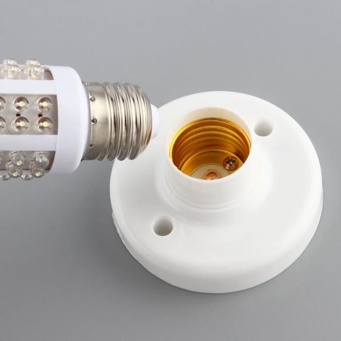 À Douille Led Es Tempsa Bricolage Vis Lampe Adaptateur E27 Ampoule N0ZkPX8nwO
