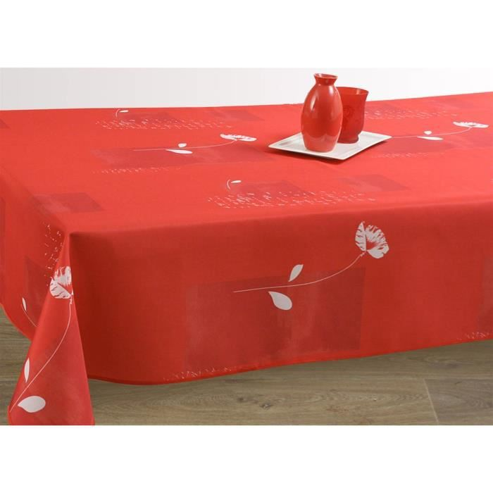 Nappe ovale rouge - Achat / Vente Nappe ovale rouge pas cher ...