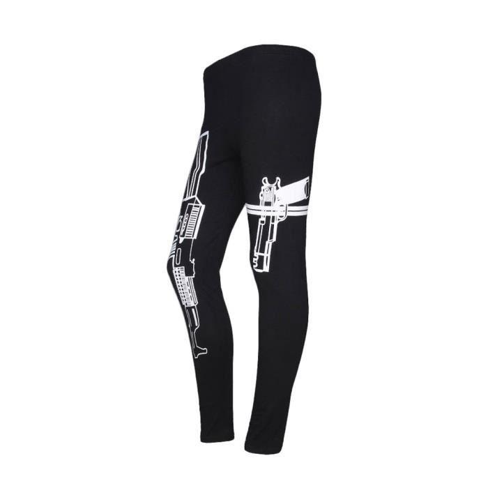 ... Pantalon Collant Moulant Jeans. LEGGING DE COMPRESSION Femme Leggings  Jambière Sportif Yoga Gym Aptitude 92581818da7