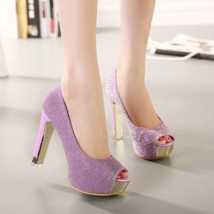 Chaussure Femme sandales à talons SIMPLE FLAVOR...