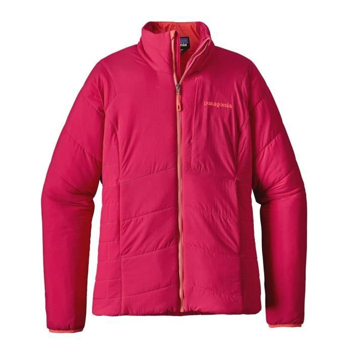Vêtements femme Vestes isolées Patagonia Nano Air Rose Rose