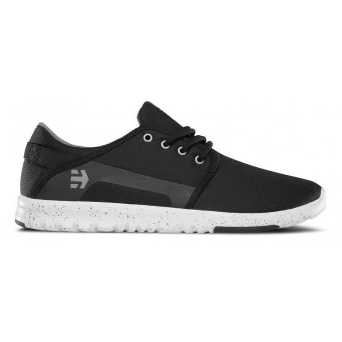 CHAUSSURES ETNIES SCOUT BLACK GREY GREY skateshoes