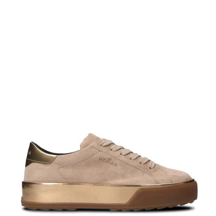 Chaussures De Sport Pour Les Femmes En Vente, Noir, Suède, 2017, 37 Hogan