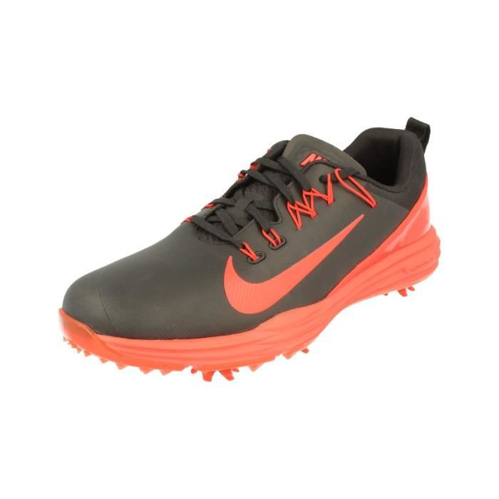 best cheap 0deb5 e3cdc Nike Lunar Command 2 Hommes Golf Chaussures 849968 Sneakers Trainers ...