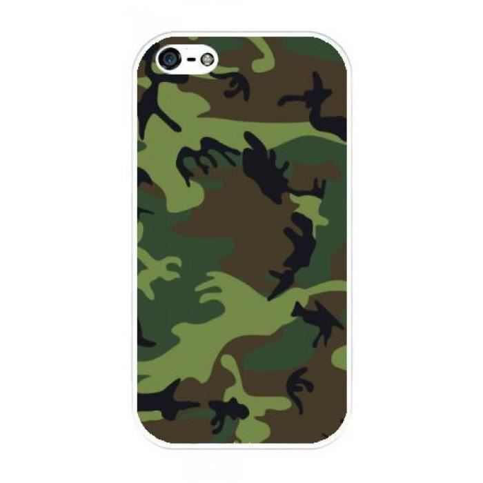 coque iphone 4 camouflage