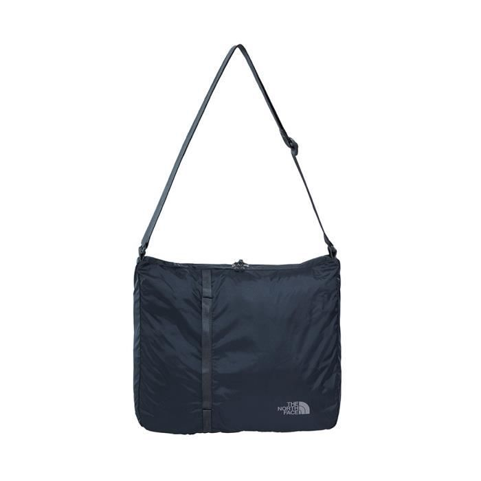 06aa21a4be Sac à bandoulière The North Face Flyweight tote Gris - Achat / Vente ...