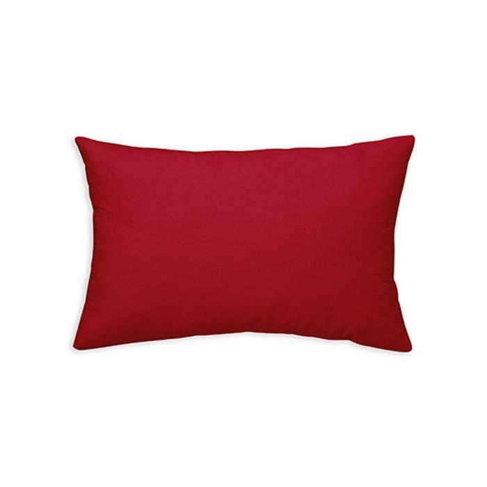 COUSSIN TODAY Coussin déhoussable 100% coton - 30 x 50 cm