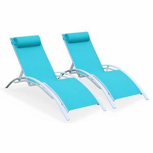 Chaise longue Alice\'s garden - Achat / Vente Chaise longue Alice\'s ...