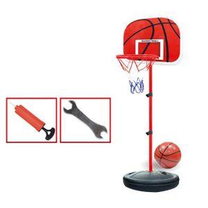 TAPIS ÉVEIL - AIRE BÉBÉ Enfants 150cm Ajustable Ensemble de jeu de basket-