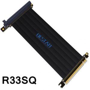 CÂBLE E-SATA Version 35cm - Gen3.0 Pci-E 16x À Riser Extender C